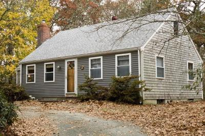 Brewster MA Single Family Home New: $349,900
