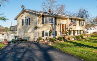 Peabody Single Family Home For Sale: 6 Scott Drive