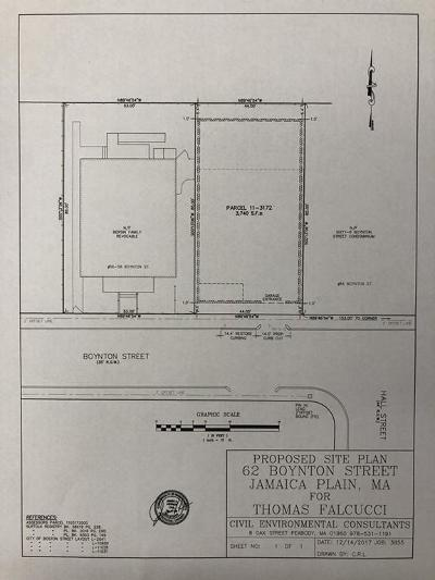 Residential Lots & Land For Sale: 62 Boynton St