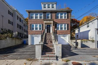 Waltham Condo/Townhouse For Sale: 81 Columbus Ave #2