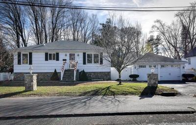 Framingham Single Family Home For Sale: 15 Middlesex Street