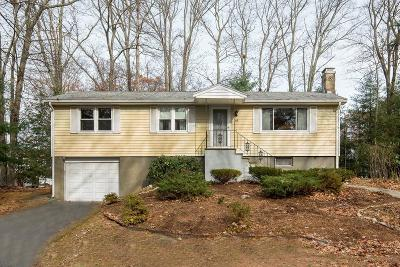 Burlington Single Family Home Sold: 19 Paulson Dr
