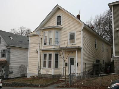 Multi Family Home New: 134 6th St