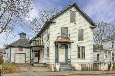 Lowell Single Family Home For Sale: 271 Liberty St