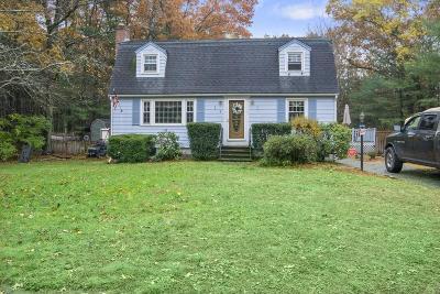 Billerica Single Family Home Under Agreement: 8 Greenmeadow Drive