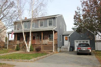 Peabody Single Family Home For Sale: 12 Sparrow Lane Ext
