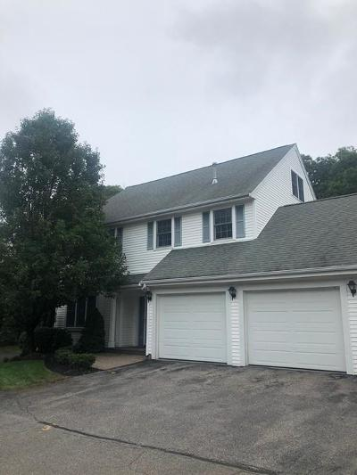 Cohasset, Weymouth, Braintree, Quincy, Milton, Holbrook, Randolph, Avon, Canton, Stoughton Single Family Home New: 1213 Matthew Woods Dr #1213