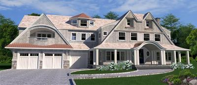 Cohasset MA Single Family Home For Sale: $3,100,000