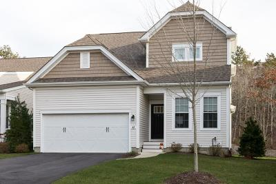 Plymouth MA Single Family Home New: $485,000