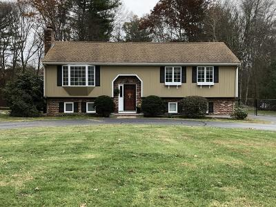Cohasset, Weymouth, Braintree, Quincy, Milton, Holbrook, Randolph, Avon, Canton, Stoughton Single Family Home New: 98 Westview Dr