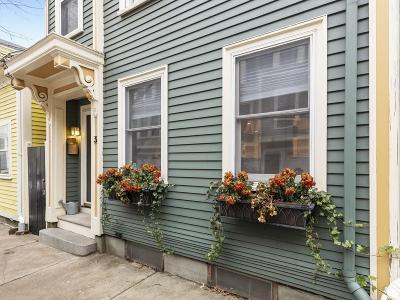 Boston Single Family Home New: 3 Wall