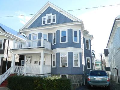Multi Family Home Under Agreement: 51 Shepton St.
