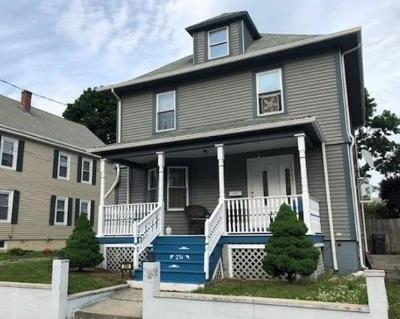 Cranston Single Family Home For Sale: 234 Orchard St