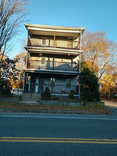 Brockton Multi Family Home For Sale: 114 Copeland St