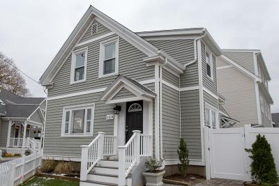 Quincy Single Family Home For Sale: 133 Sumner Street #8