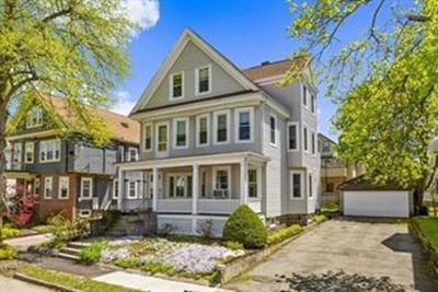 Arlington Rental Under Agreement: 39 Everett Street #1