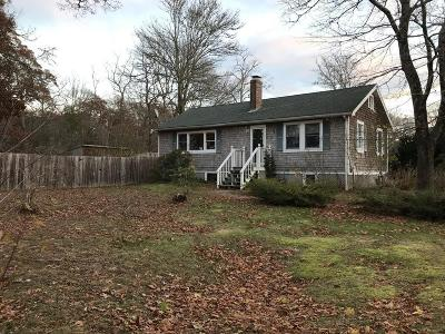 Falmouth MA Single Family Home New: $325,000