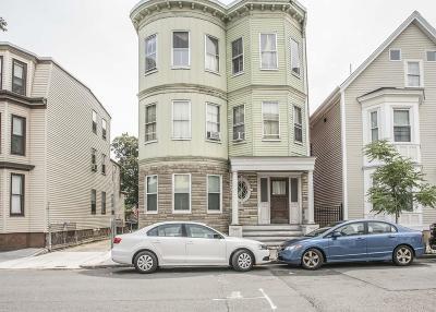 Boston MA Multi Family Home New: $2,300,000