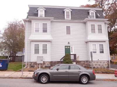 Fall River Multi Family Home New: 656 Pine St