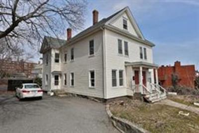 Quincy Multi Family Home Under Agreement: 50 Mayor Thomas J McGrath Hwy