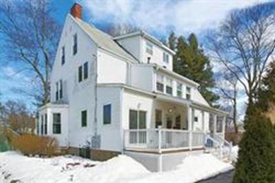Boston, Cambridge Rental New: 28 Crocker's Lane #1