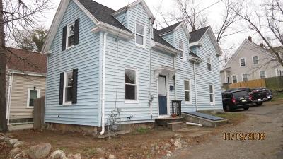 Weymouth MA Single Family Home New: $329,900