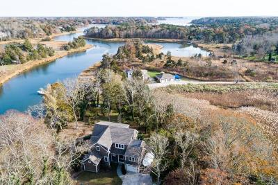 Orleans MA Single Family Home New: $2,495,000