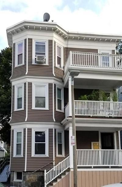 Boston MA Multi Family Home New: $750,000