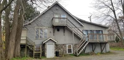 Shrewsbury Single Family Home For Sale: 105 Hartford Turnpike