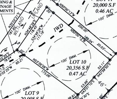 Marshfield Residential Lots & Land For Sale: Lot 10 Adelaide Way