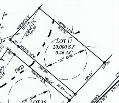 Marshfield Residential Lots & Land For Sale: Lot 11 Adelaide Way