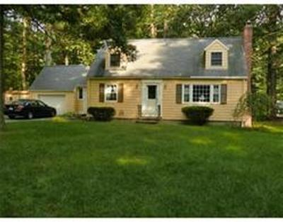 Billerica Rental For Rent: 1 Stag Drive