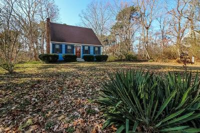 Eastham MA Single Family Home New: $485,000