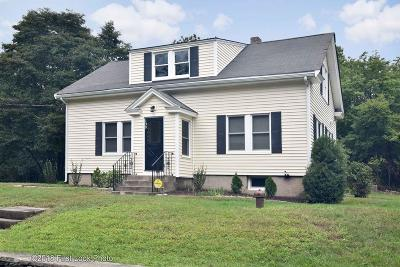 Seekonk Single Family Home For Sale: 130 Woodland Ave