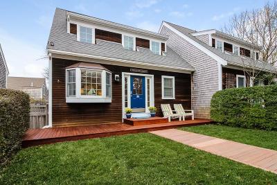 Provincetown Condo/Townhouse For Sale: 19 Priscilla Alden Rd #B