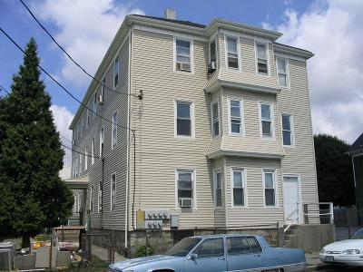 MA-Bristol County Multi Family Home For Sale: 257 Flint St