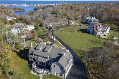 Cohasset MA Single Family Home For Sale: $2,395,000
