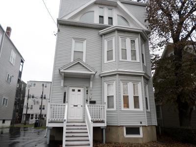 Boston MA Multi Family Home New: $709,000