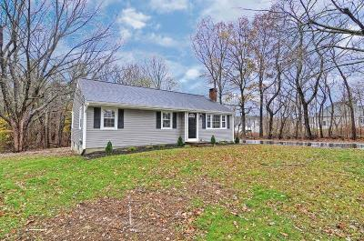 Bridgewater MA Single Family Home New: $349,900