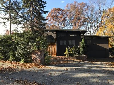 Wellesley Single Family Home Under Agreement: 37 Maugus Hill Road