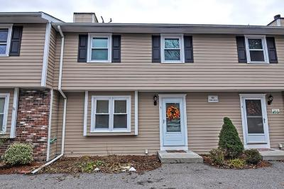 Norton MA Condo/Townhouse Under Agreement: $249,900