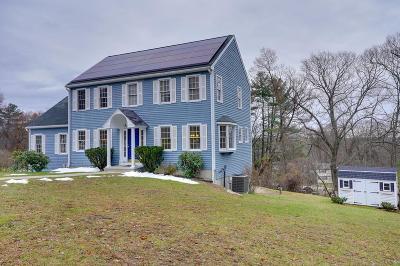 Ashland Single Family Home Under Agreement: 12 West Mountain Lane