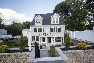Waltham Condo/Townhouse For Sale: 142 Massasoit Street #1
