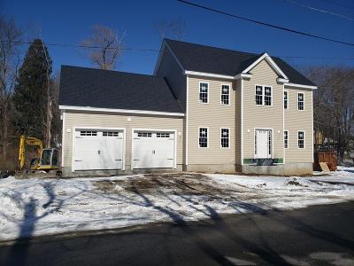 Medway Single Family Home For Sale: Lot C Wellington Steet