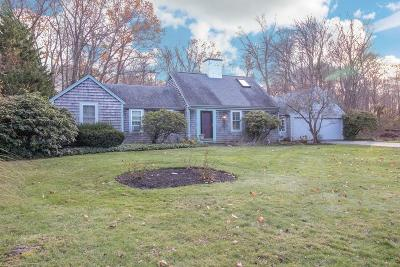 Scituate Single Family Home For Sale: 15 Fieldstone Rd