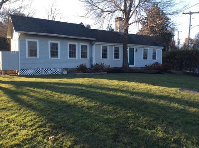 Marshfield Rental Under Agreement: 165 Elm #1