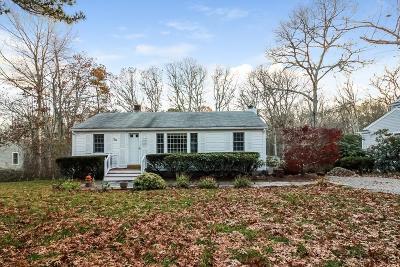 Mashpee Single Family Home For Sale: 59 Monahansett Rd