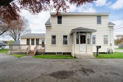 Millbury Single Family Home For Sale: 17 Cherry St