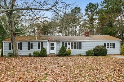 Barnstable Single Family Home Price Changed: 367 Nottingham Dr