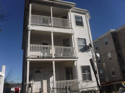 Brockton Multi Family Home Under Agreement: 23 Pleasantview Ave